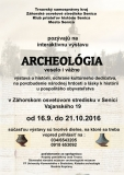 ZOS_SENICA_ARCHEOLOGIA_PLAGAT