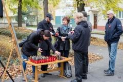ZOS SENICA_DEN CERVENYCH MAKOV 10112017_PIETNA SPOMIENKA_001