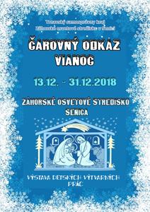 ČAROVNÝ ODKAZ VIANOC 2018