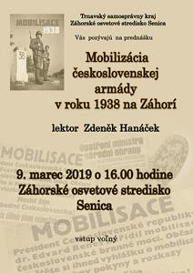 Mobilizácia československej armády