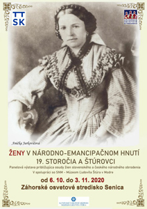 ŽENY V NÁRODNO-EMANCIPAČNOM HNUTÍ 19. STOROČIA A ŠTÚROVCI
