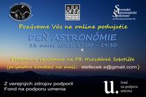 DEŇ ASTRONÓMIE 2021 ONLINE